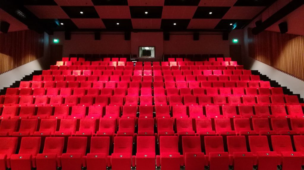 theaterzaal 't Spectrum